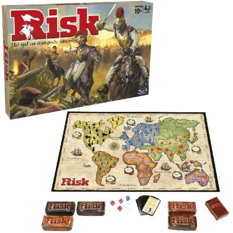 CLD Risk - Bordspel