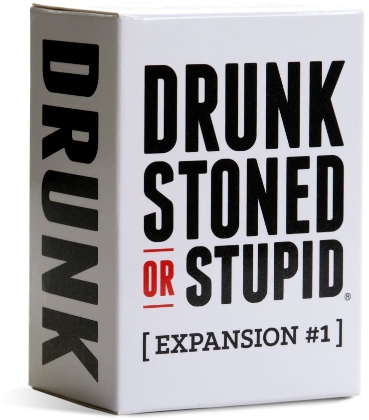 CLD Drunk Stoned or Stupid - Expansion 1