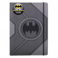 Batman A5 Notebook Logo