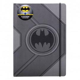 Half Moon  Bay Batman A5 Notebook Logo