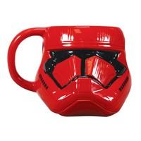 Star Wars: The Rise of Skywalker Shaped Mug - Sith Trooper