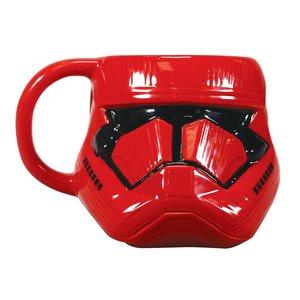 Half Moon  Bay Star Wars: The Rise of Skywalker Shaped Mug - Sith Trooper