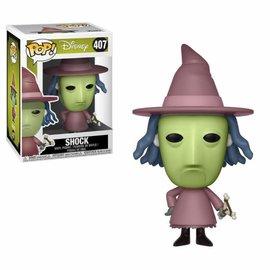 FUNKO Pop! Disney: Nightmare Before Christmas - Shock