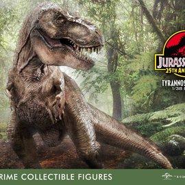 Prime 1 Studio Jurassic Park: Tyrannosaurus Rex 1:38 Scale PVC Statue