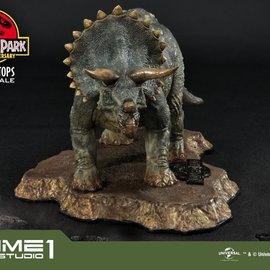 Prime 1 Studio Jurassic Park: Triceratops 1:38 Scale PVC Statue
