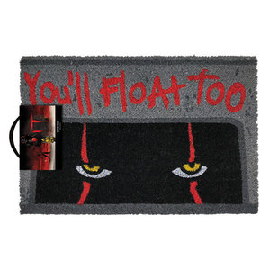 Hole In The Wall IT: Pennywise Doormat