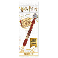 Harry Potter Marauder's Map Banner Pen