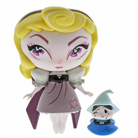 enesco Miss Mindy Aurora Vinyl Figurine