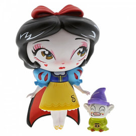 enesco Miss Mindy Snow White Vinyl Figurine