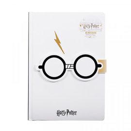 Half Moon  Bay Harry Potter notebook- lightning bolt (A5)