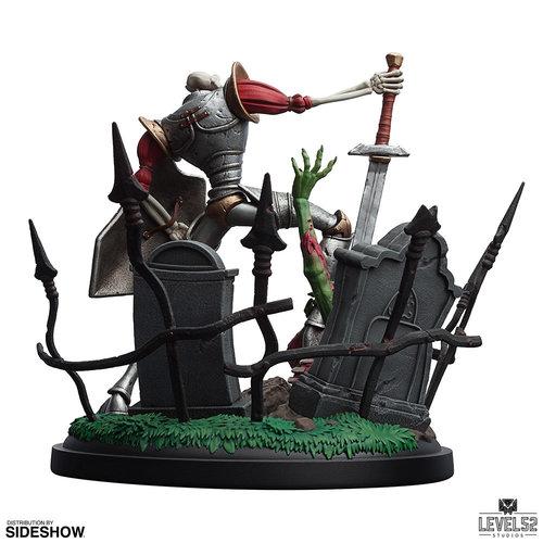 Sideshow Pre order: MediEvil: Sir Dan Fortesque Statue