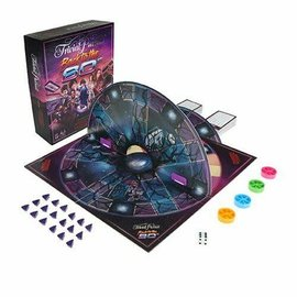 HASBRO Trivial Pursuit Netflix's Stranger Things Back to the 80s Edition