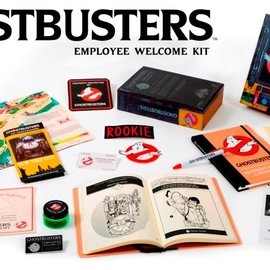 dr.collector Ghostbusters: Employee Welcome Kit