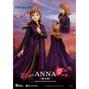 Beast Kingdom Disney: Frozen 2 - Master Craft Anna Statue