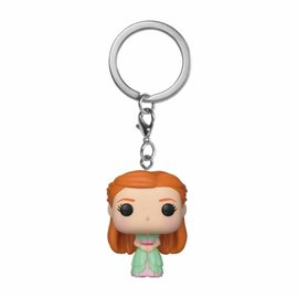 FUNKO Pocket Pop! Keychain: Harry Potter - Yule Ball Ginny Weasley