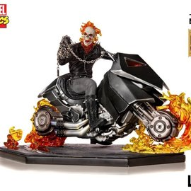 Iron Studio Marvel: Exclusive Ghost Rider 1:10 Scale Statue