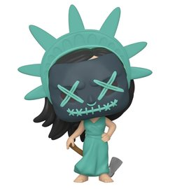 FUNKO Pop! Movies: The Purge Election Year - Lady Liberty
