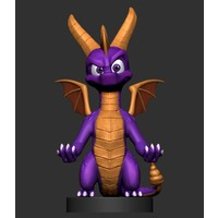 Cable Guy XL - Spyro the Dragon Phone & Controller Holder