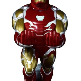 Exquisite Gaming Cable Guy - Marvel Iron Man Phone & Controller Holder