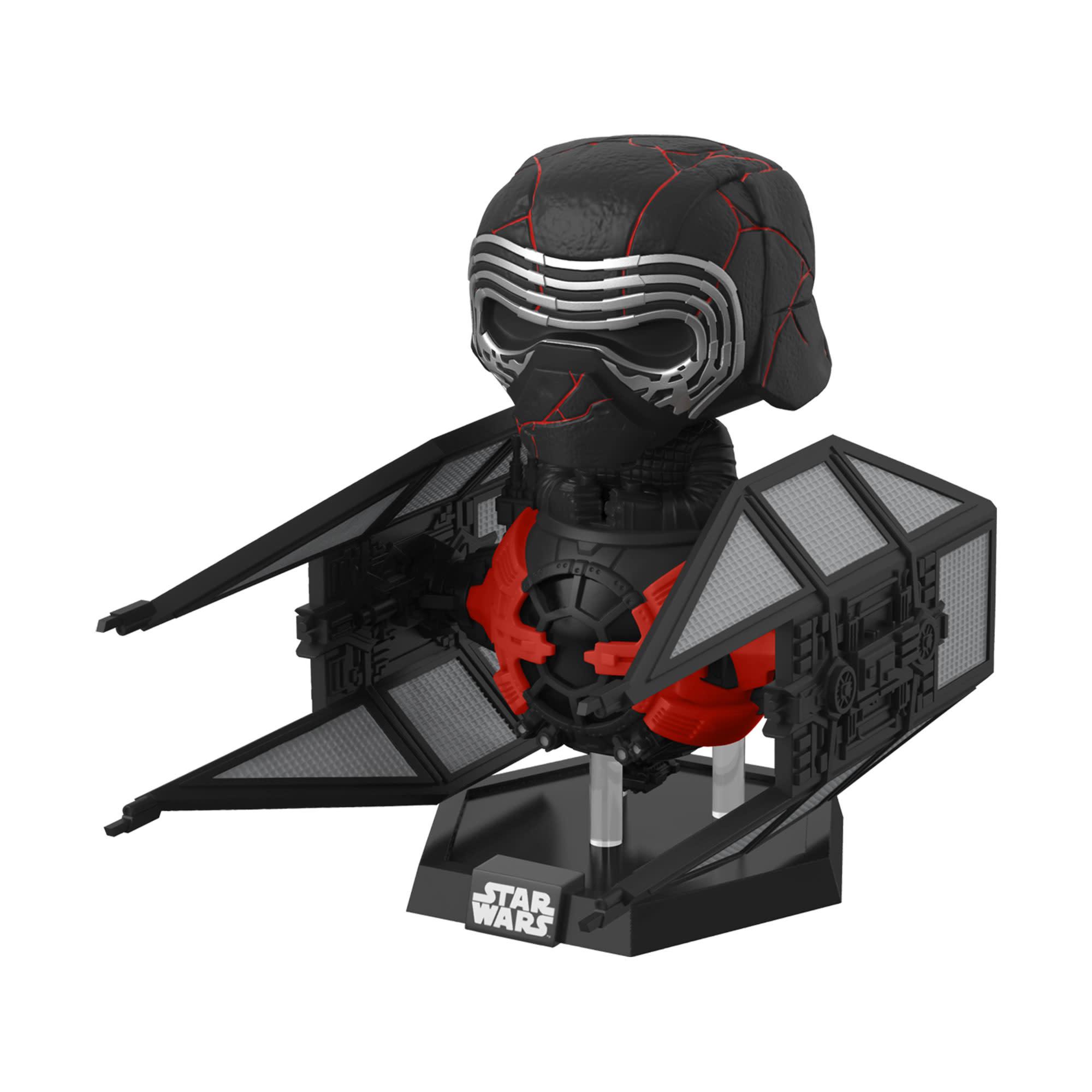 FUNKO Pop! Rides: Star Wars The Rise of Skywalker - Kylo Ren in TIE Whisper