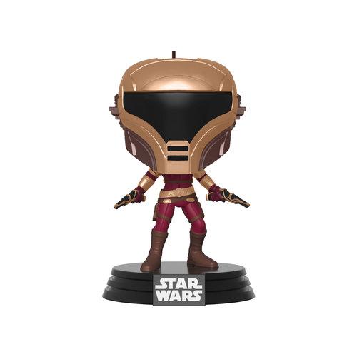 FUNKO Pop! Star Wars: The Rise of Skywalker - Zorii Bliss