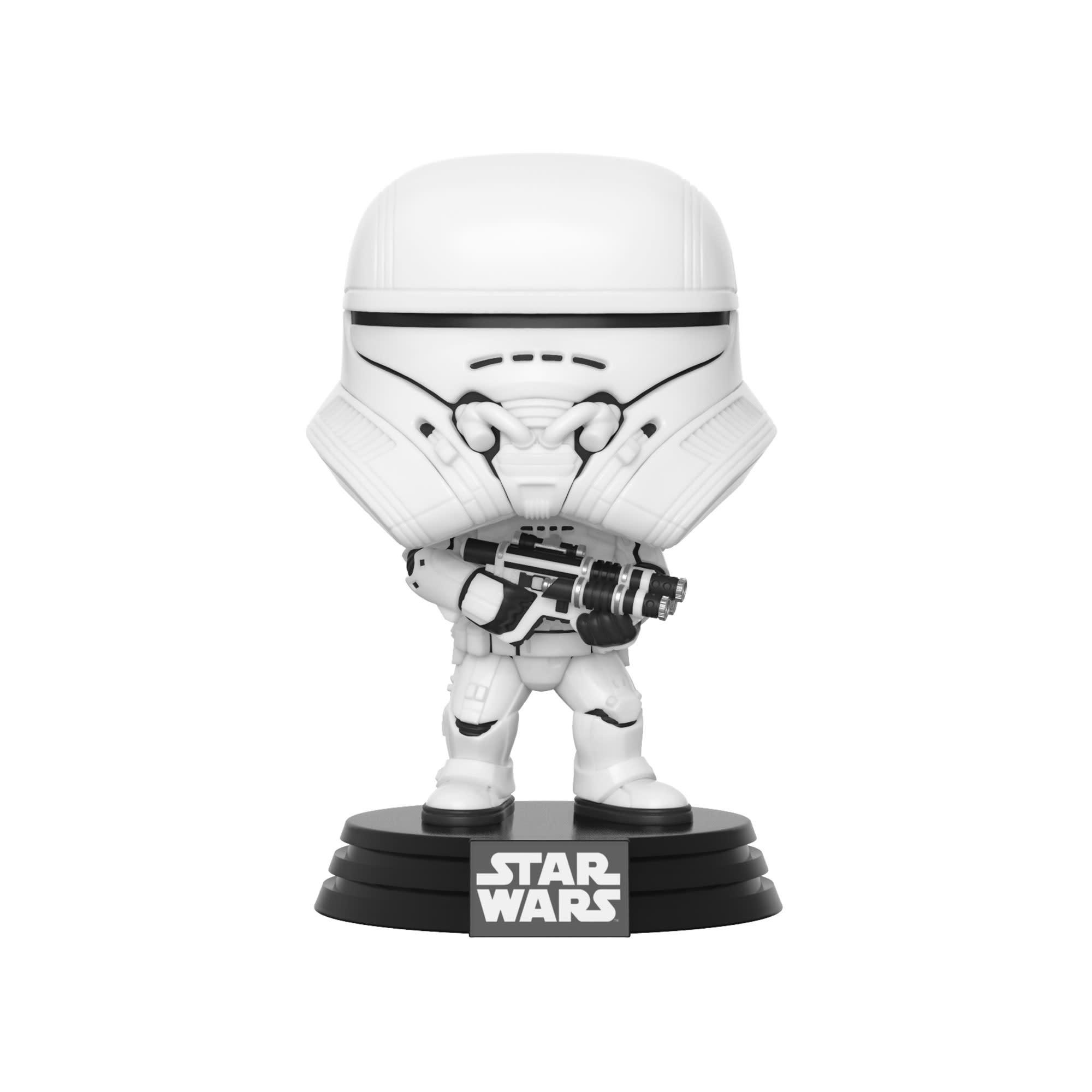 FUNKO Pop! Star Wars: The Rise of Skywalker - First Order Jet Trooper