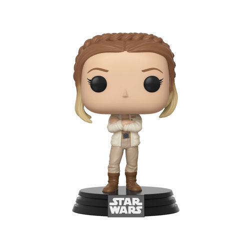 FUNKO Pop! Star Wars: The Rise of Skywalker - Lieutenant Connix
