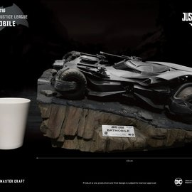 Beast Kingdom DC Comics: Justice League - Master Craft Batmobile Diorama