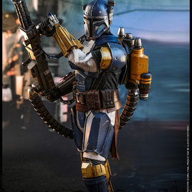 Hot toys Star Wars: The Mandalorian - Heavy Infantry Mandalorian 1:6