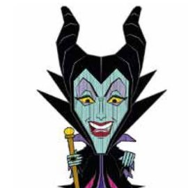 Forever Collectibles Disney: Snow White - Maleficent Eekeez