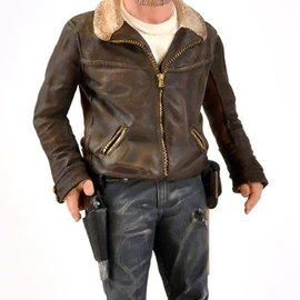 ROYAL BOBBLES Details about  Royal Bobbles The Walking Dead Rick Grimes Collectible Bobblehead Figure