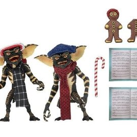 NECA Gremlins: Xmas Carol Winter Scene 2-Pack Set 1 - 7 inch Scale