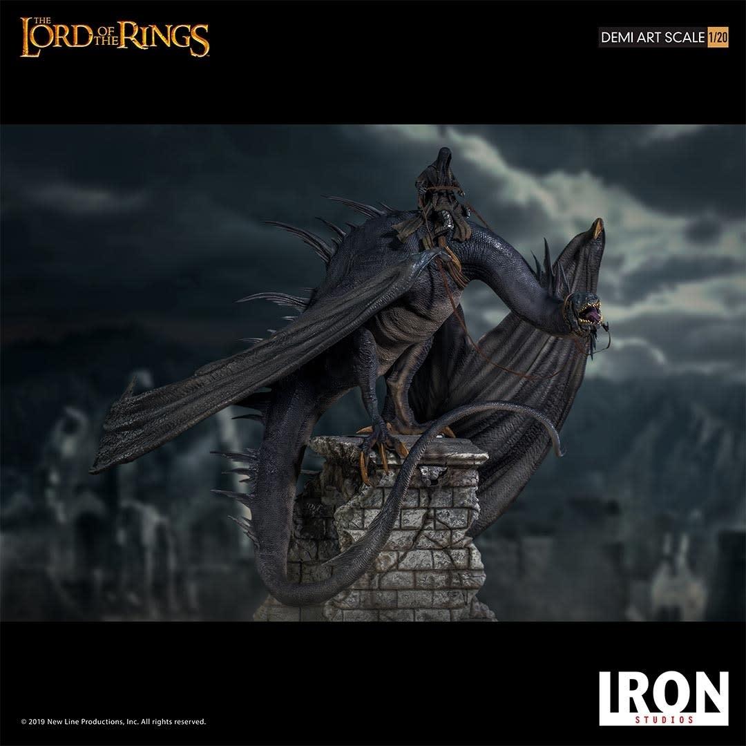 Lord of the Rings-fans opgelet!  Iron Studios pakt uit met een prachtig nieuwe statue …