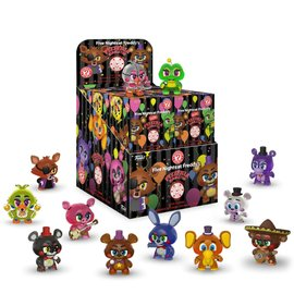 FUNKO Glow Mystery Minis: Five Nights at Freddy's Pizza Sim - Price per piece
