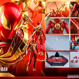 Hot toys Marvel: Spider-Man Game - Iron Spider Armor 1:6 Scale Figure