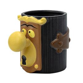 Abysse Corp DISNEY - Mug 3D - Alice in Wonderland Doorknob