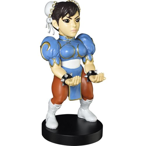 Exquisite Gaming Cable Guy - Street Fighter V Chun Li Phone & Controller Holder