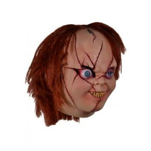 Trick or Treat Studios Child's Play 2 Bride of Chucky: Chucky Mask