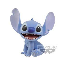 Banpresto Disney: Character Fluffy Puffy Stitch and Scrump - Stitch