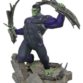 Diamond Direct Marvel Gallery: Avengers Endgame - Tracksuit Hulk Deluxe PVC Statue