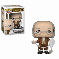 Pop! Icons: History - Benjamin Franklin