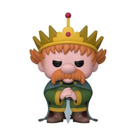 FUNKO Pop! Cartoons: Disenchantment - King Zog