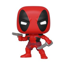 FUNKO Pop! Marvel: 80th Anniversary - First Appearance Deadpool