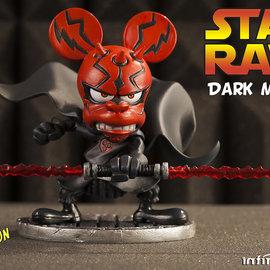Infinite Statue Rat-Man Infinite  Coll #4 Darkmouse  Satue
