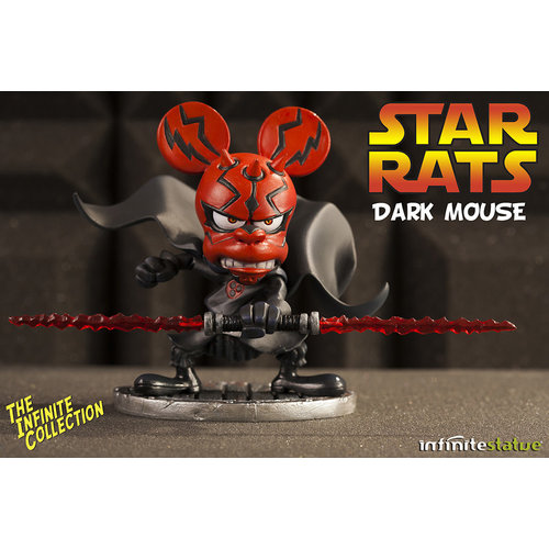 Infinite Statue Rat-Man Infinite  Coll #4 Darkmouse  Satue