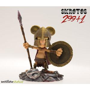 Infinite Statue Rat-Man Infinite Coll #5 Skrotos Statue