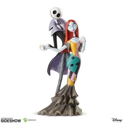 Sideshow Toys Nightmare Before Christmas: Jack and Sally Deluxe Statue