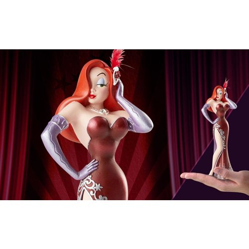 Sideshow Toys Disney: Jessica Rabbit Statue