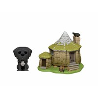 Pop! Town: Harry Potter - Hagrid's Hut with Fang