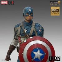FANS mag 3 super exclusieve statues verdelen van Iron Studios!